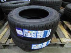 2 unused Aoteli 205/65R15 94V P307 tyres
