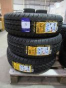 3 unused Aplus A867 195/65R16C 104/102R tyres