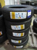 5 unused Excelon Touring HP 175/65R14 82H tyres