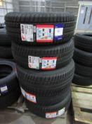 5 unused Riken 205/55R16 94V extra load tyres