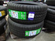 2 unused Grenlander L-zeal56 245/45R18 100W XL tyres