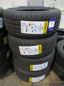 4 unused Delinte DH2 225/45ZR17 94W XL tyres