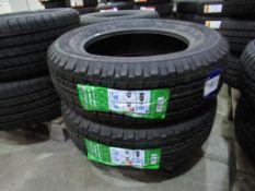 2 unused Grenlander L-strong36 205/65R16C tyres