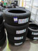 4 unused Jinyu Gallopvo YU63 225/50ZR17 98W XL tyres