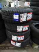 4 unused Riken 195/55R15 85V tyres