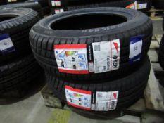2 Riken unused 185/60R15 84H tyres
