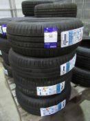 4 unused Event Futurum GP 165/60R14 75H tyres