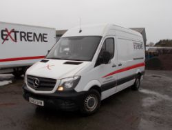 2x Light Commercial Vehicles
