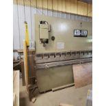 ACRA BEND Press Brake, CNC, 88 Tons x 10ft