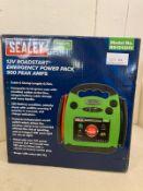 SEALEY 12V ROADSTART EMERGENCY POWER PACK