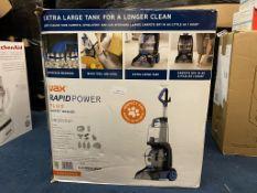 VAX RAPID POWER PLUS CARPET WASHER CWGRV021 APPROX RETAIL £200