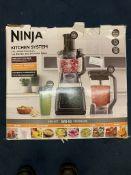 NINJA KITCHEN SYSTEM 3 IN 1 FOOD PROCESSOR AUTO-IQ 1.8L APPROX RETAIL £250
