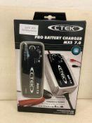 CTEK PRO BATTERY CHARGER MXS7.0