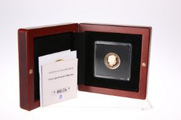 "A 2008 FULL PROOF SOVEREIGN, ""SOVEREIGN PORTRAIT COLLECTION"", no. 00126, boxed with certificate."