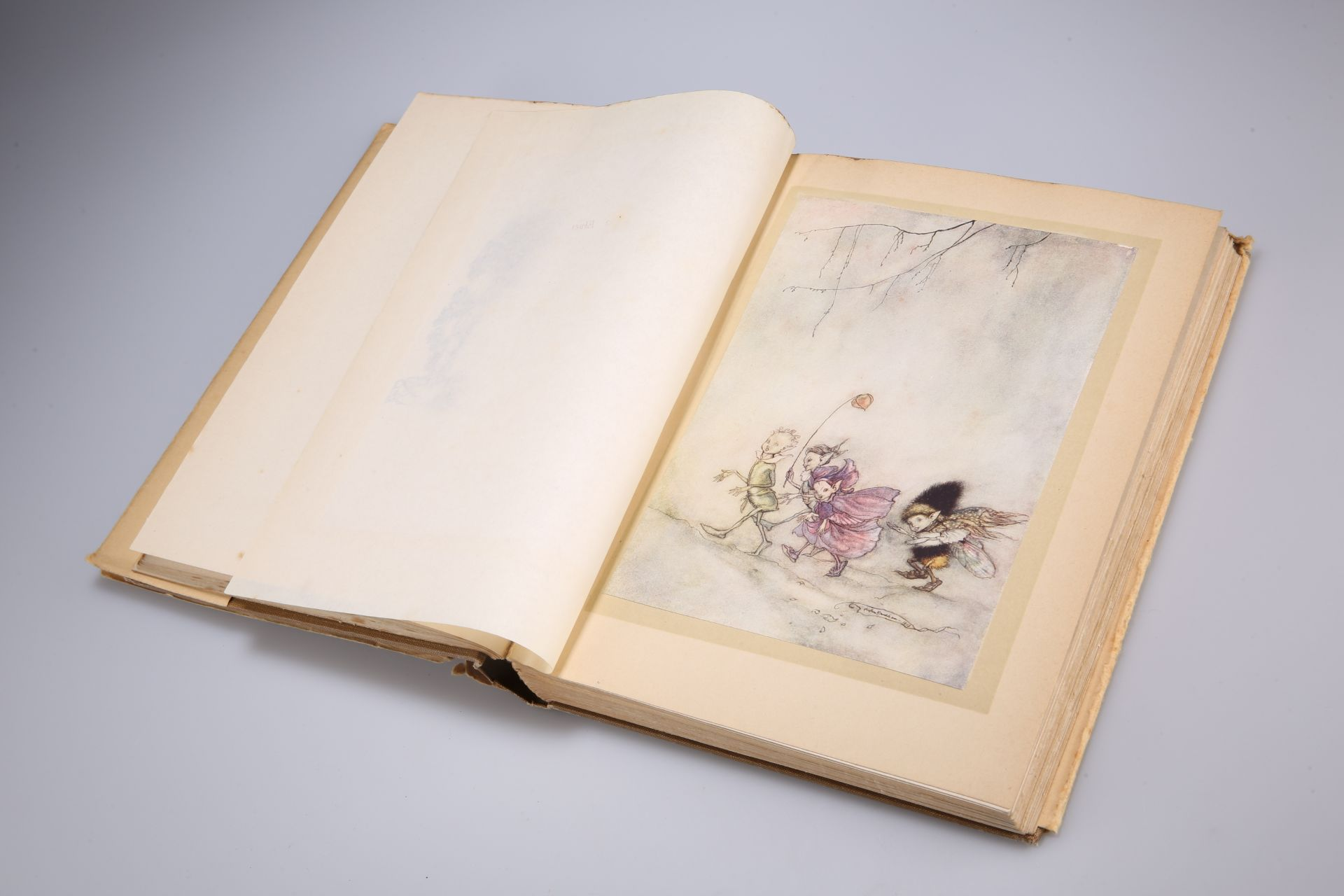 ARTHUR RACKHAM'S BOOK OF PICTURES, with an introduction by Sir Arthur Quiller-Couch, 1923 edition, - Bild 2 aus 2