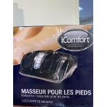 ICOMFORT massage pied