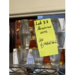 6 Boites, Pasabaché 6 verre tumbler 300ml
