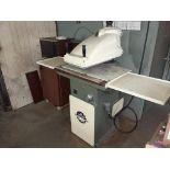 AMA 8-Ton Clicker Press
