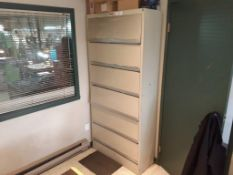6-Drawer Lateral File Cabinet