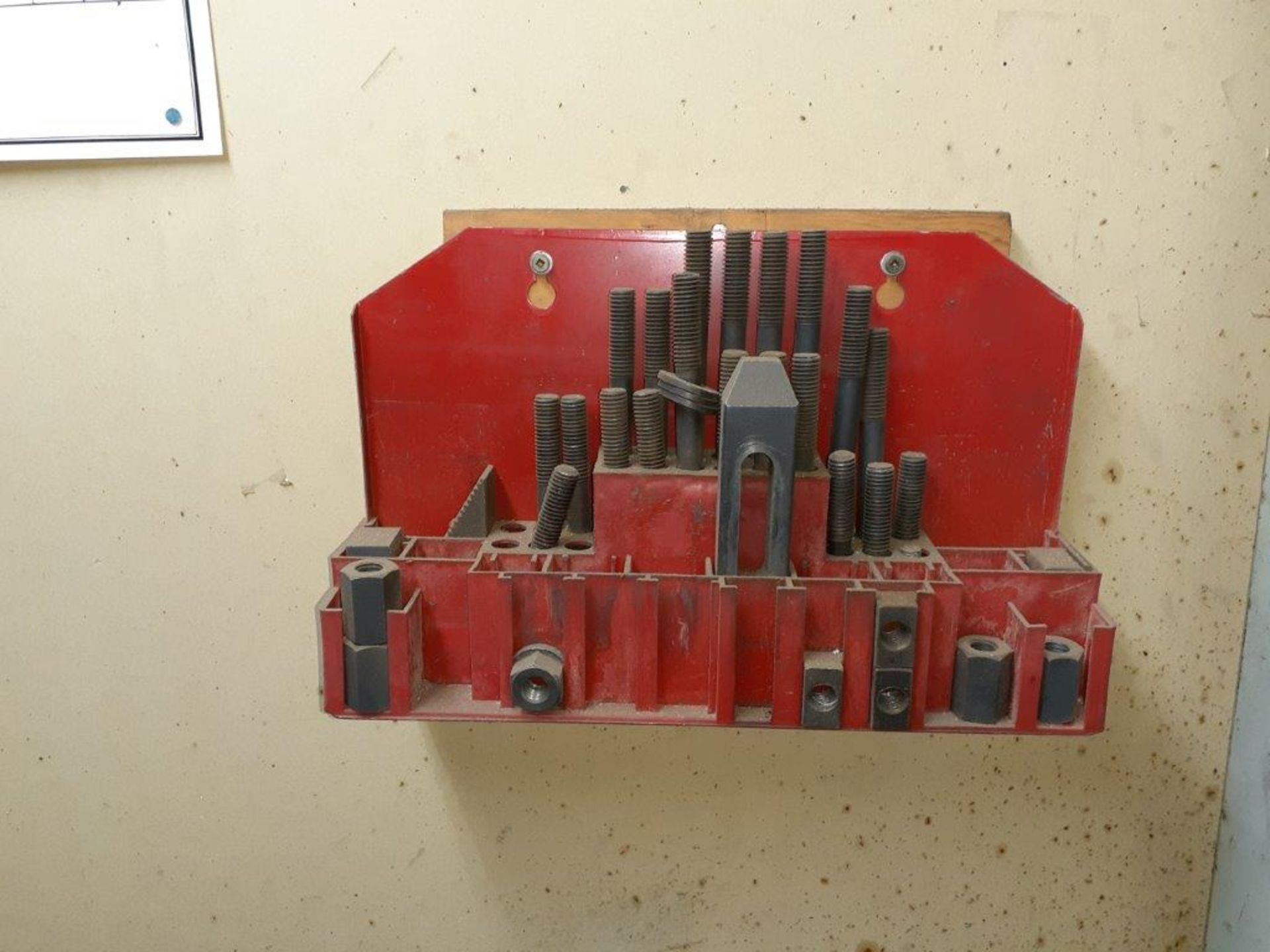 ALEXANDER PENTAGRAPH Machine, mod: 3A, c/w Metal Cabinet & Assorted Parts - Image 5 of 8
