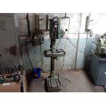 DO ALL Drill Press, mod: DG17, 575 volts, c/w Drill Bits