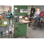 T-JAW Vertical Metal Band Saw, mod: 450,