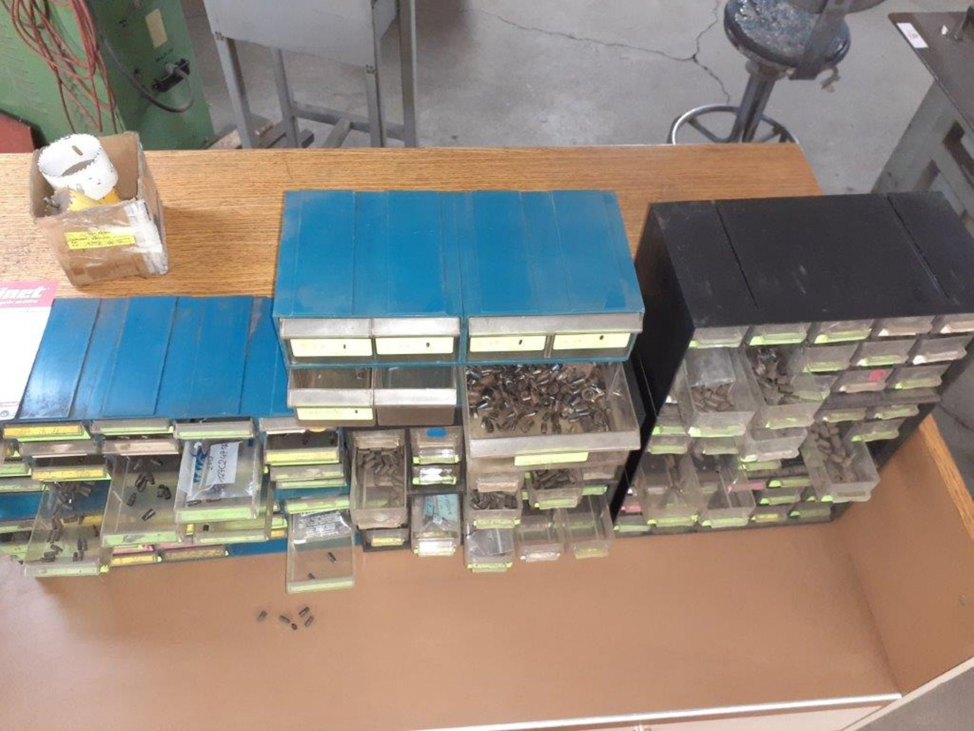 Complete Sets of WEISER GHBH Perforating Round & Fancy Punches: 45,000+ pcs. Market Value: $90,000 - Image 15 of 29