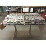 Complete Sets of WEISER GHBH Perforating Round & Fancy Punches: 45,000+ pcs. Market Value: $90,000