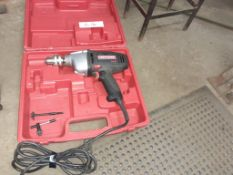 "CRAFTSMAN 1/2"" Electric Drill, c/w Case"