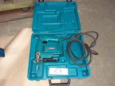MAKITA Electric Jigsaw, mod: 432D, c/w Case