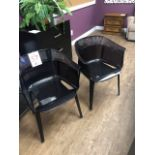 Visitor's chairs,2pcs