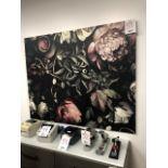 """Decorative prints,60""""x48"""",2pcs"""