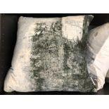 "Decorative Pillows 25""x25"" Moe's home, 3 pcs"