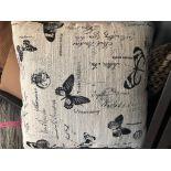 Decorative pillows, 2 pcs