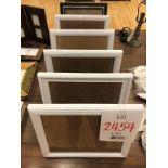 Assorted Picture frames, 6pcs (Lot)