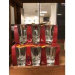 Pilsen shot glasses, 35ml, 18 pcs (Lot)