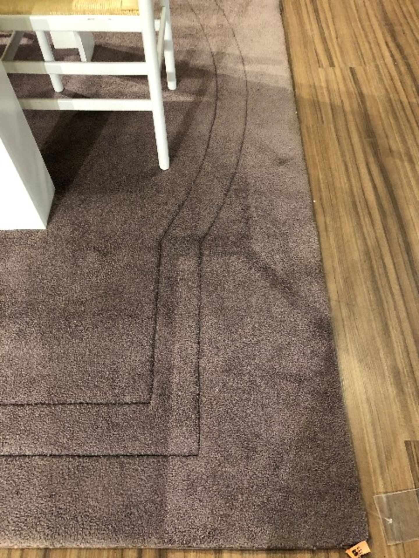 Lot 2007 - Area carpet, approx.9ftx9ft, showroom demo