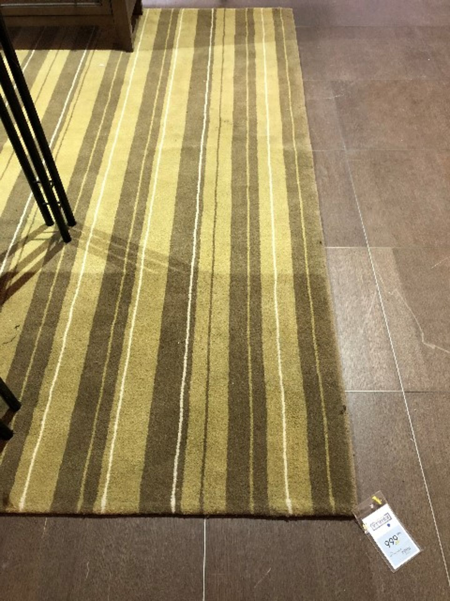 Lot 2003 - Area carpet, approx.10ftx8ft, showroom demo