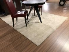 Area carpet, approx.10ftx7ft, showroom demo