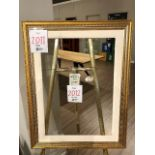 """Picture frame only, 27""""x35"""""""