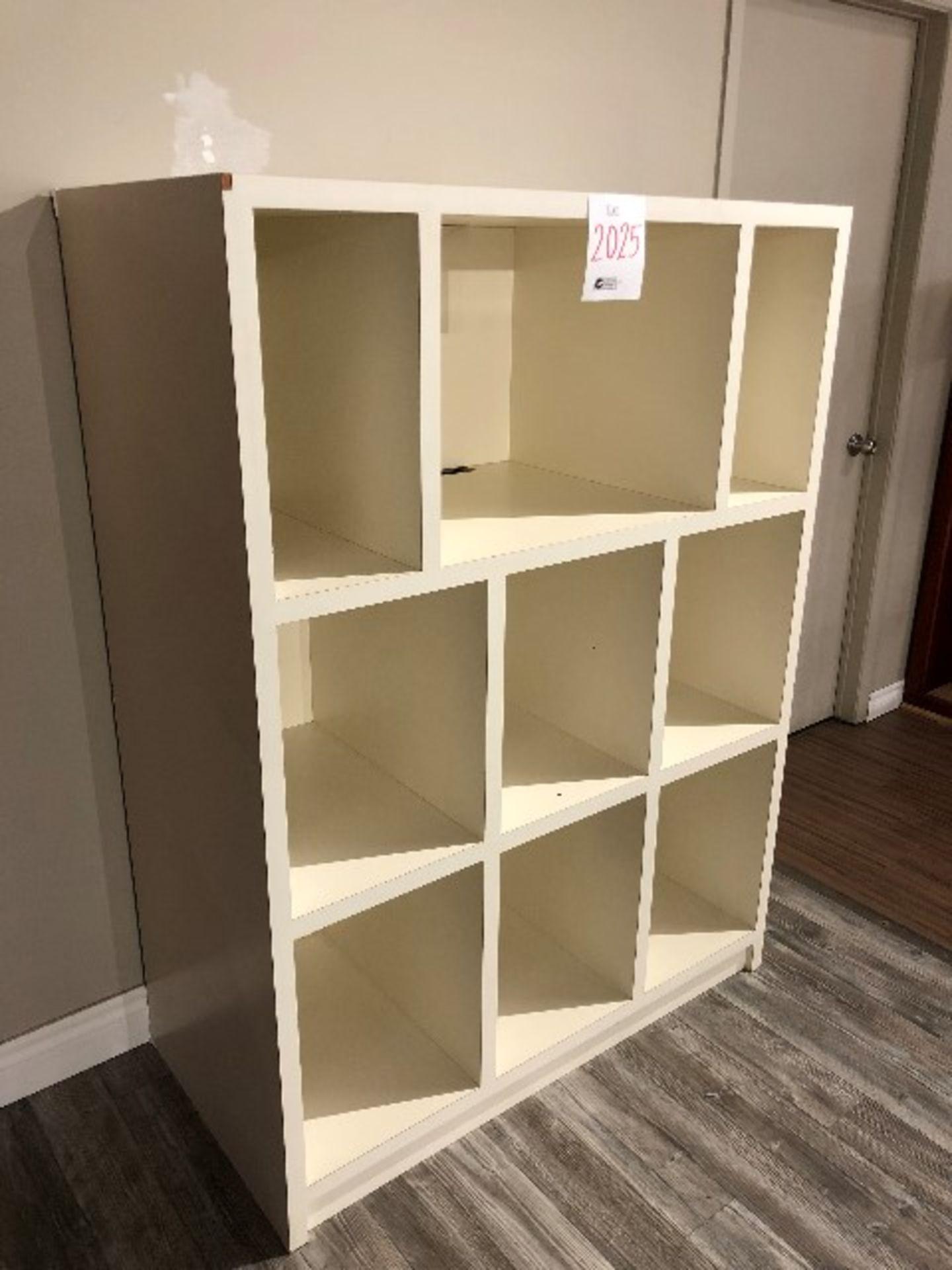 "Lot 2025 - Cubicle cabinet, 45""x22""x60"""