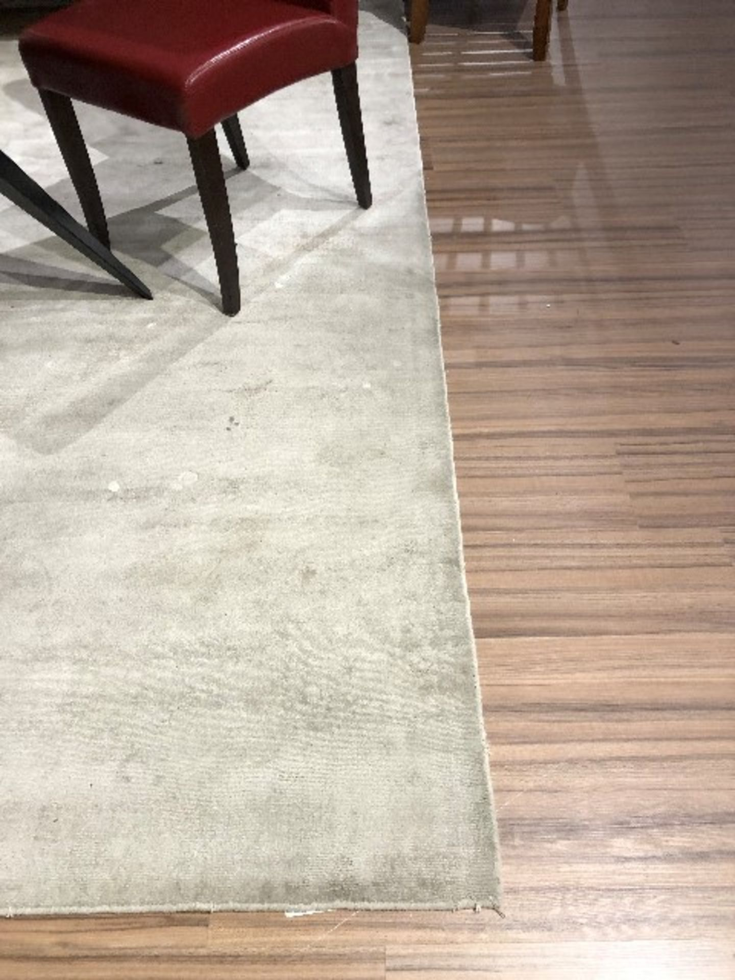Lot 2017 - Area carpet, approx.10ftx7ft, showroom demo