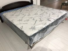 Bamboo mattress only, king size