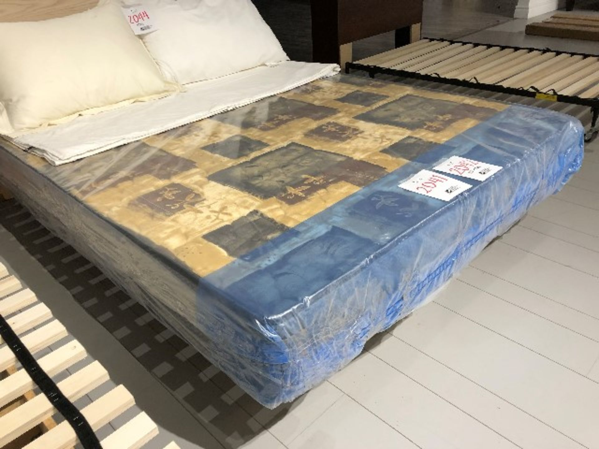 Lot 2041 - Mattress only, double size