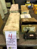 Assorted parts, solenoids, etc.., 6 pcs (Lot)