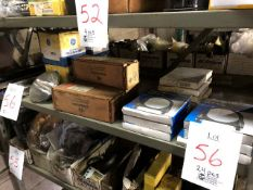 Assorted clamps, hood latch kit, wiper blades, etc..., 24 pcs (Lot)