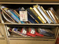 Assorted parts manual & catalogues (Lot)
