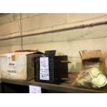 Cabin heaters, Zerostart & rear wiper motor, Volvo, 3 pcs