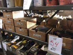 Assorted mega-clamps, 9 pcs (Lot)