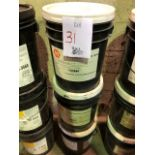 Hydraulic oil, AW32, 3 pails